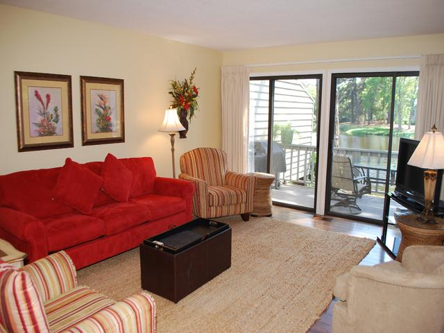 3347 Lake Forest Villas - Image 1 - Hilton Head - rentals