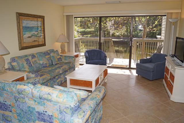 807 Ocean Cove - Image 1 - Hilton Head - rentals