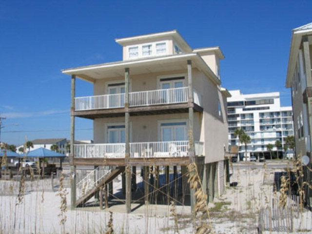 Gulf-Front Beach House, Gulf Shores, AL - Image 1 - Gulf Shores - rentals