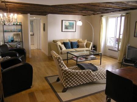 Beautiful 1 Bedroom Apartment in Marias - Image 1 - Paris - rentals