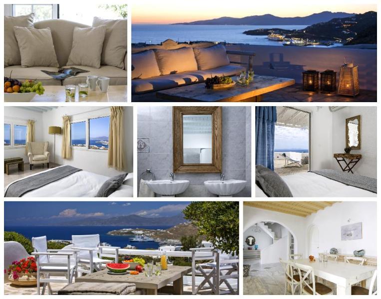 Villa Thea Mykonos - Private Pool Sea View Villa - Image 1 - Mykonos - rentals