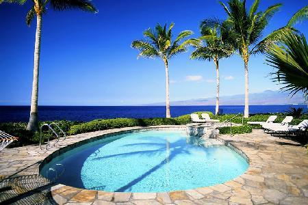 Heavenly Oceanfront Villa with Putting Green, Pools & Natural Spa - Halekailani - Image 1 - Mauna Lani - rentals