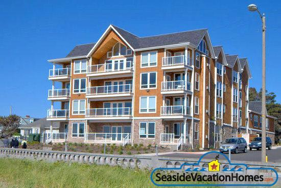 Managed By Seaside Vacation Homes - Ocean Facing part of 900 N Prom- Ocean Front Property - 900 N Promenade Unit 201 - Ocean Front On The Prom - Seaside - rentals
