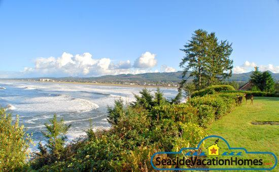 Managed By Seaside Vacation Homes - View - 3406 Sunset - Ocean Front on Tillamook Head - Seaside - rentals