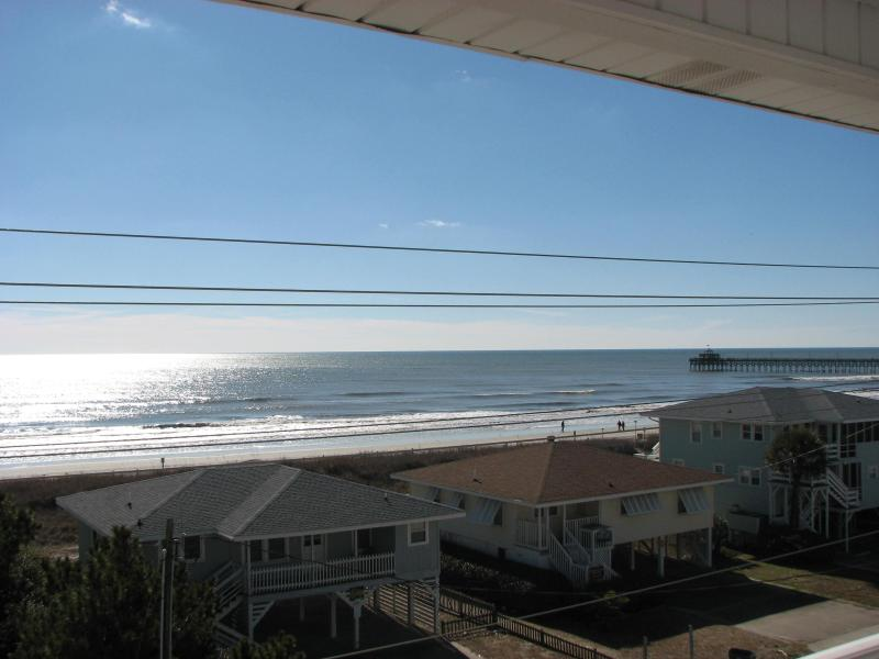 View from Penthouse porch - 8BR/7B OceanView Wk July 2 &Aug 27 Discounts Avail - North Myrtle Beach - rentals