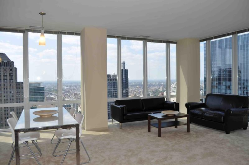 ***PENTHOUSE** True Penthouse in Chicago 50th Fl.! - Image 1 - Chicago - rentals