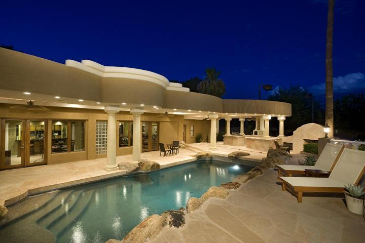 Private Outdoor Pool - 35% Off Now - Heated Pool, Tennis Court, BBQ, More - Scottsdale - rentals