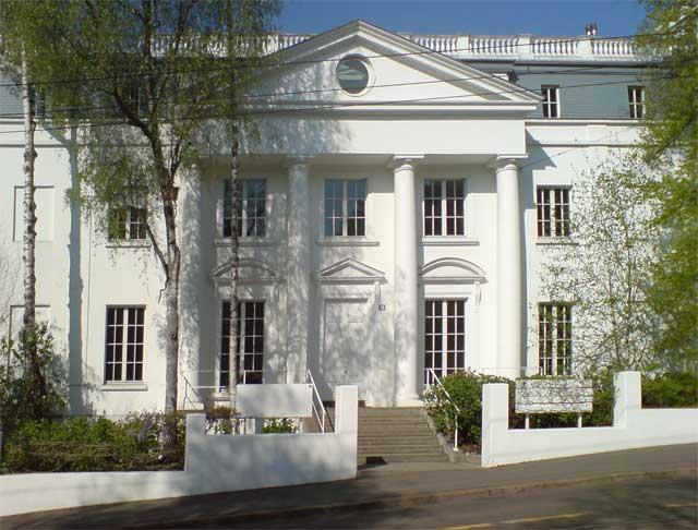 Palais Kraft Main Entrance - The Roosevelt Apartment at Palais Kraft - Zurich - rentals