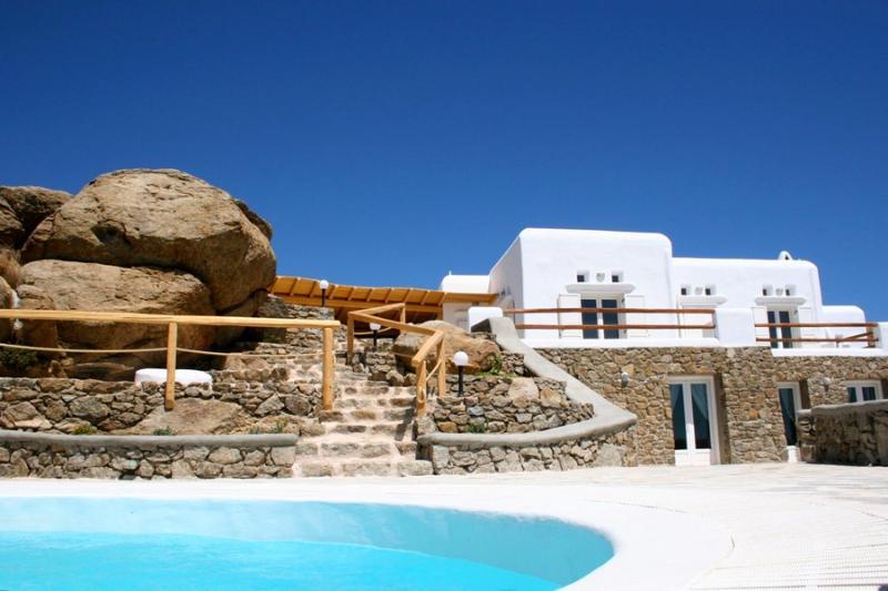 Villa Rhenianos Estates Luxury villas to rent on Mykonos - Greece - Image 1 - Mykonos - rentals