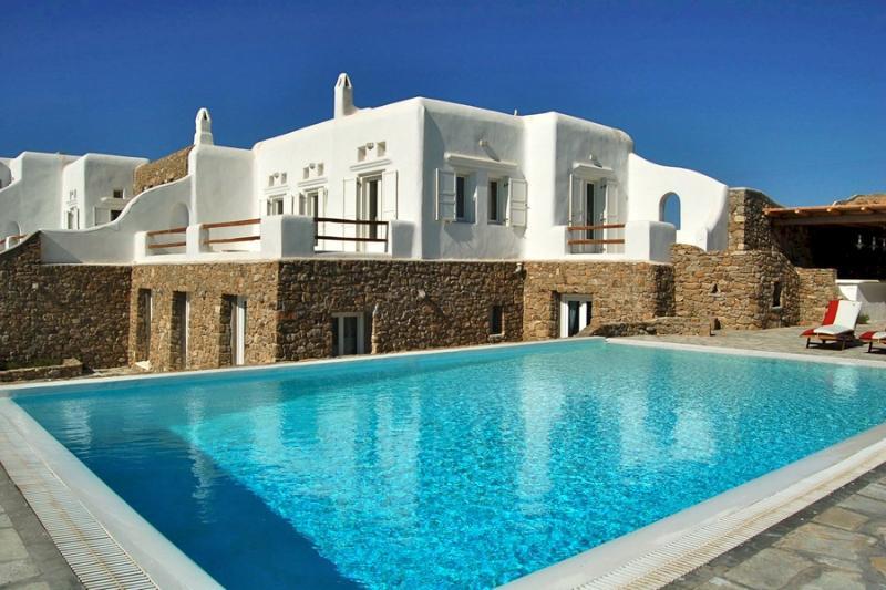 Villa Rhenianos III rent villa paradise beach - Mykonos - Image 1 - Mykonos - rentals