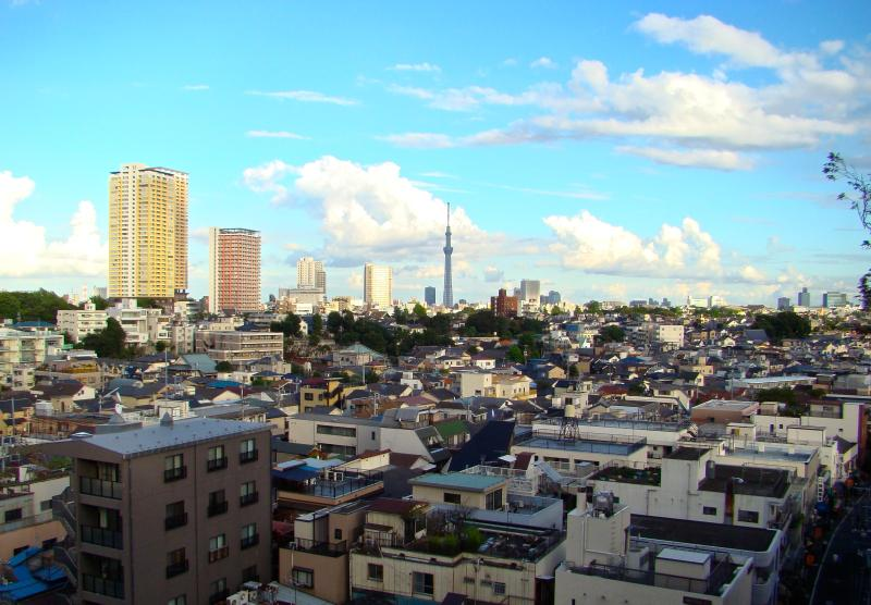 Tokhouse Area View - Tokhouse Tokyo Vacation House - Tokyo - rentals