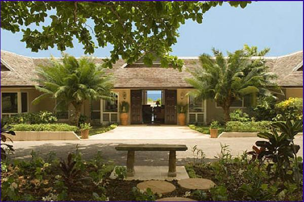 Great River House - Montego Bay 5 Bedrooms - Image 1 - Montego Bay - rentals
