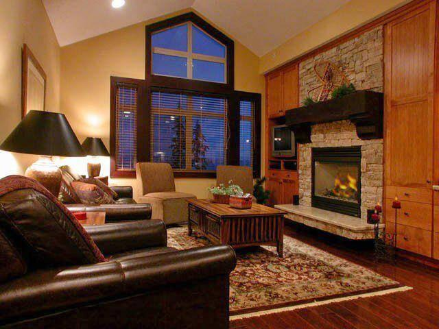 Open Living/Family room - The Thorsens Snow Home - British Columbia - rentals
