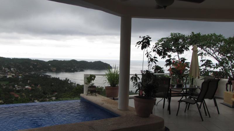 3 masterbedroom oceanfront home, Sayulita - Mexico - Image 1 - Sayulita - rentals