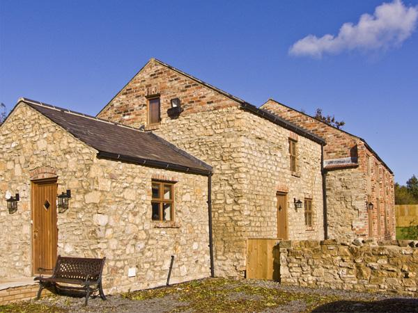 THE SHED, family friendly, country holiday cottage, in Coxhoe, Ref 4452 - Image 1 - Coxhoe - rentals