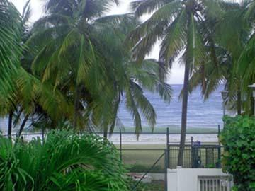 """ The Ocean"" your backyard - Beach front Condominium ,at. Isla Verde Beach ! ! - Carolina - rentals"