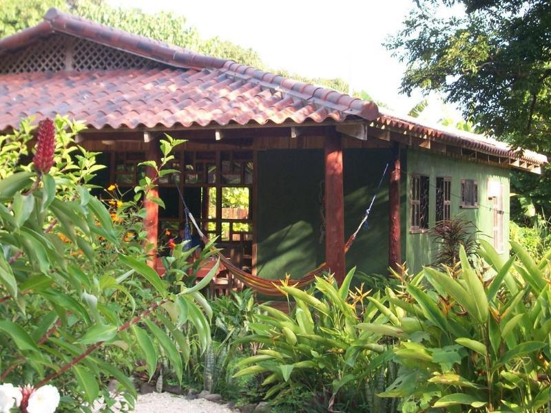 House Terrace - Lovely 3 bedroom, 3 bth house in oceanside village - Cabuya - rentals
