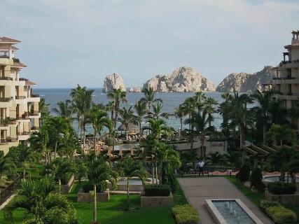 Stunning views of Land\'s End - Beautiful 2BR/3BA Condo~Villa La Estancia - Cabo San Lucas - rentals