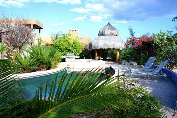Beautiful private saltwater pool and spa - Baja Paradise on the Sea of Cortez-Private Pool - Los Barriles - rentals