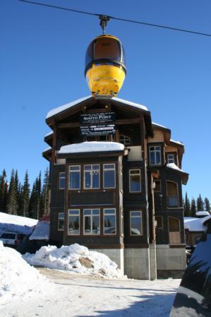 Picture yourself staying here! Look at the snow! - Stephen Wilcox - Big White - rentals