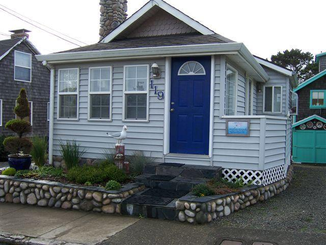 Delightful cottage just off the prom - The Sugar shack - Seaside - rentals