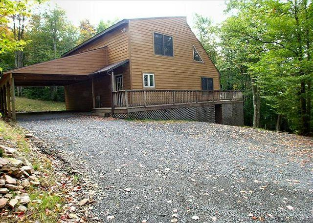 Affordably priced and amazingly nice mountain cottage offers peace and quiet. - Image 1 - Canaan Valley - rentals