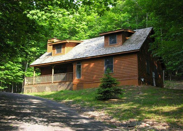Perfectly private pet-friendly mountain home has all the comforts of home. - Image 1 - Canaan Valley - rentals