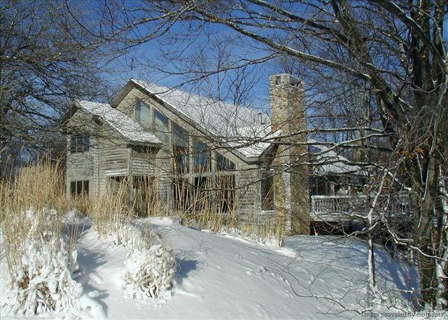 Higher Ground~Located just on the edge of Timberline's Ski Area - Spectacular House~Convenient Location~Perfect! - Canaan Valley - rentals