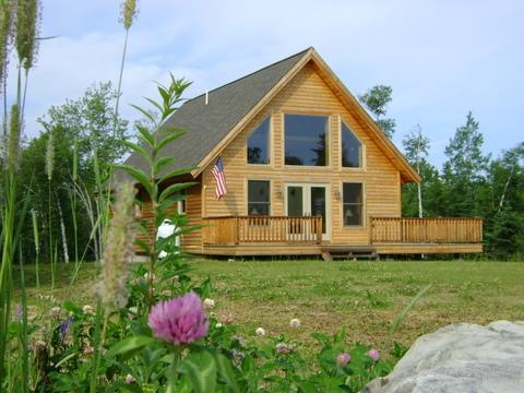 Moosehead Post & Beam Getaway in Rockwood, Maine  - Moosehead Lake Post & Beam Getaway - Rockwood - rentals