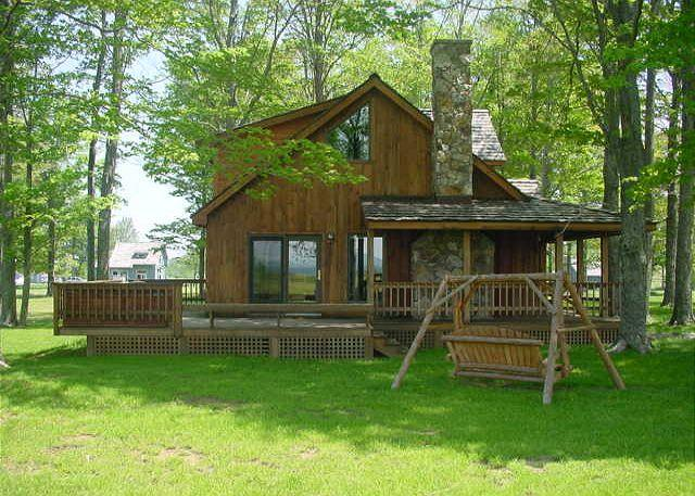 Cozy Mountain Chalet - Image 1 - Canaan Valley - rentals