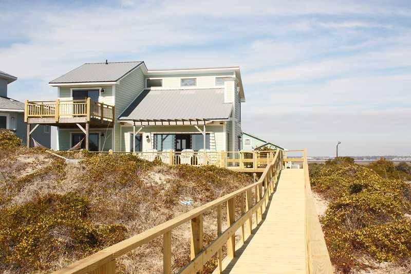 Beach Buzz 327 Caswell Beach Road - Image 1 - Caswell Beach - rentals