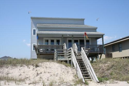 Happy Ours 1729 West Beach Drive - Image 1 - Oak Island - rentals