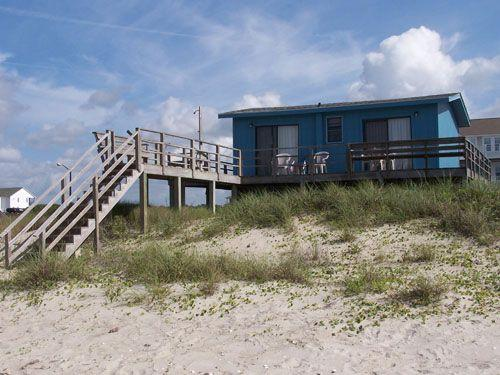 Little Blue Heron  1309 West Beach Drive - Image 1 - Oak Island - rentals