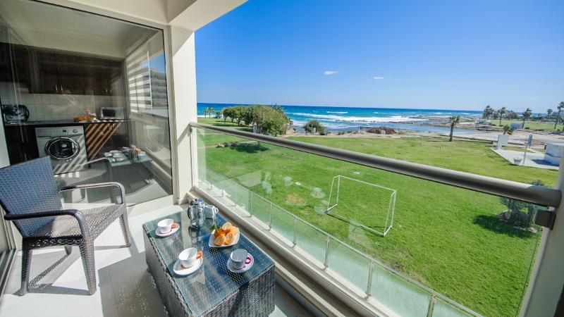 Oceanview Apartment 049 - minutes from the beach - Image 1 - Protaras - rentals
