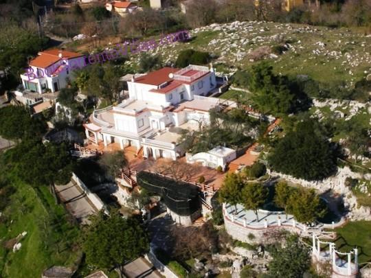 VILLA IL MIRTO 1 - SORRENTO PENINSULA - Sant'Agata Sui Due Golfi - Image 1 - Italy - rentals