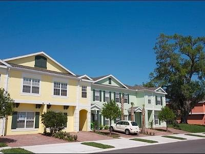 1700 sqft 5br/3ba townhouse - From $80 5br/3ba with hot tub,Near Disney,Seaworld - Kissimmee - rentals