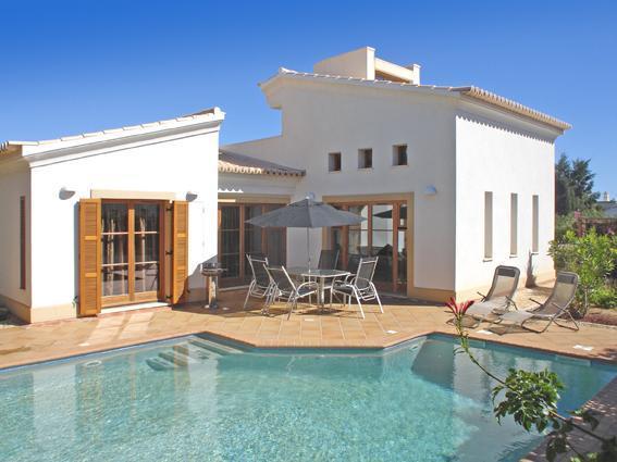 Rear and pool - AlmaVerde Village & Spa, Villa Casuarina Plot 150 - Lagos - rentals