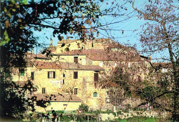 Via del Pizzicore Villa-Outside - Beautiful Tuscany Villa - San Lorenzo a Merse - rentals