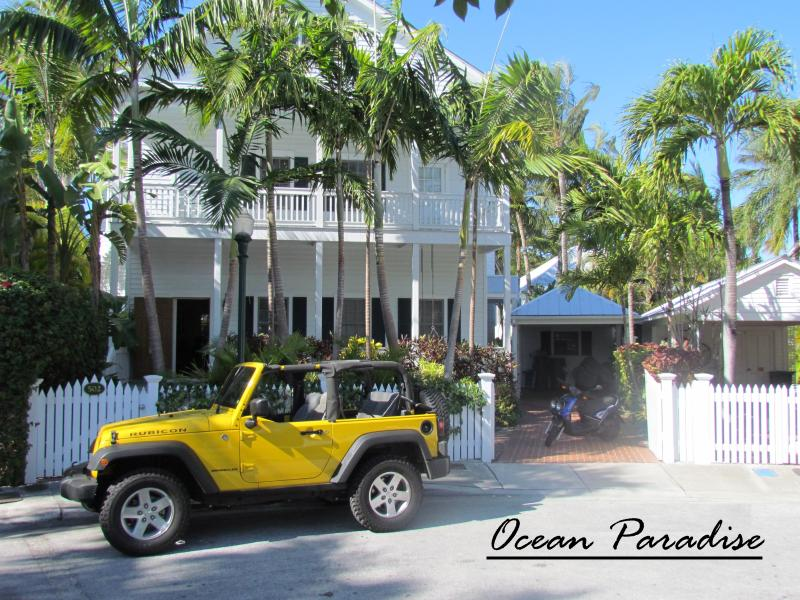 Ocean Paradise - The Water's Edge - Key West - rentals