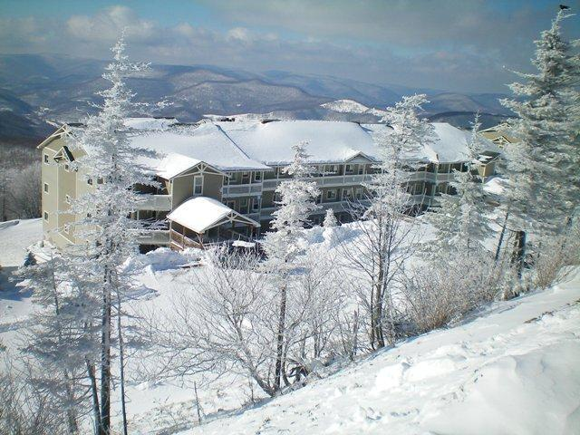 3br/2ba Condo Located at the village - Sleep 8-10 - Village condo 3br/2ba- 3 midweek night get 1 free - Snowshoe - rentals