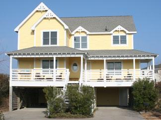 Water Music Cottage - Water Music - Beautiful beach house just off ocean - Corolla - rentals