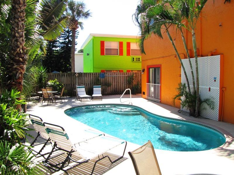 Seaside Villas - 1BR Garden Apartment by the pool - Siesta Key - 1BR Seaside Villas- Garden Apartment - Siesta Key - rentals