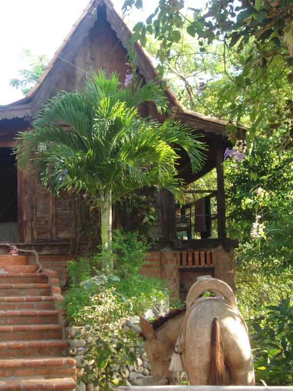 casita - Exotic jungle1-3 BR, secluded beach- Sayulita, Mex - Sayulita - rentals
