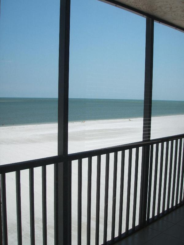 View from private lanai - Luxury for Less - Fort Myers Beach - rentals