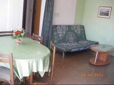 A2_Gornji (4+2): living room - 00505PAKO A2_Gornji (4+2) - Pakostane - Pakostane - rentals