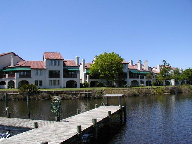 St. Thomas Square - Waterfront with Boat Dock, Walk to Beach and Attractions - Panama City Beach - rentals
