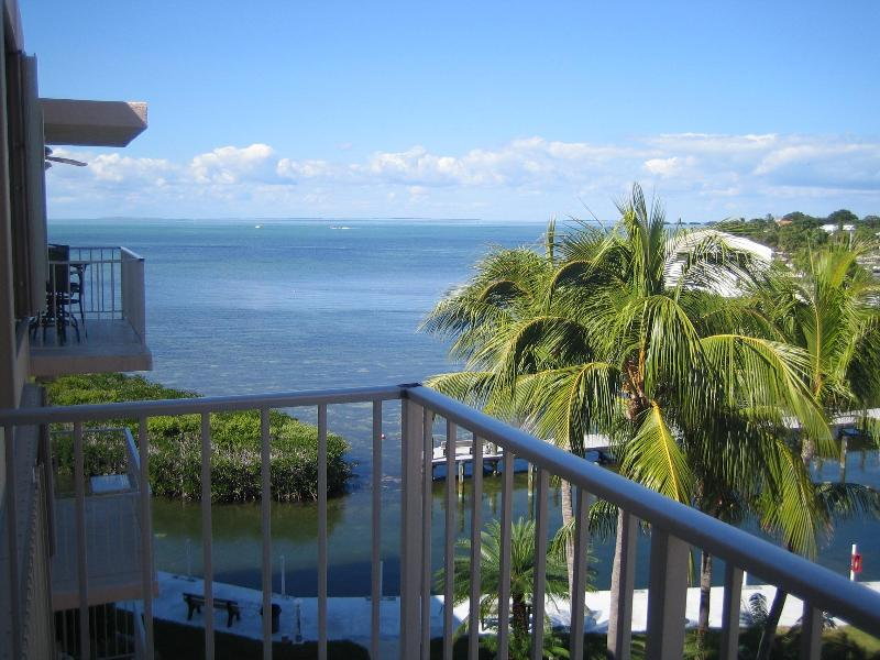 View from Patio - Florida Keys Bayside Retreat - Islamorada - rentals