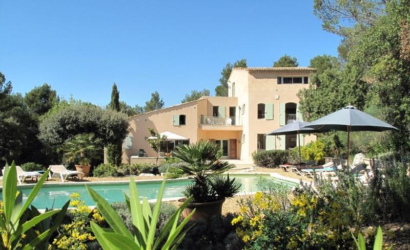 The house les Magnanarelles - LARGE WELCOMING PROPERTY LES MAGNANARELLES - Lourmarin - rentals
