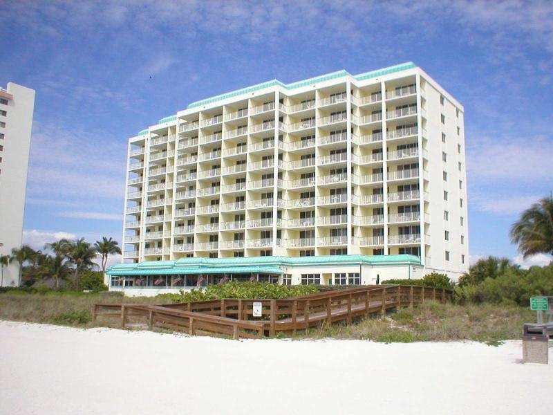 Building From Water - Beachfront Condo With Magnificent Views - Marco Island - rentals
