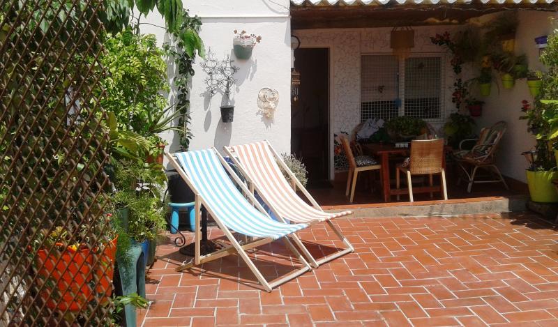 TERRACE VIEW - Penthouse Center Apartment TERRACE HUTB005565 - Barcelona - rentals